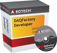 DAQFactory Developer (no media, hardware key included, free shipping)